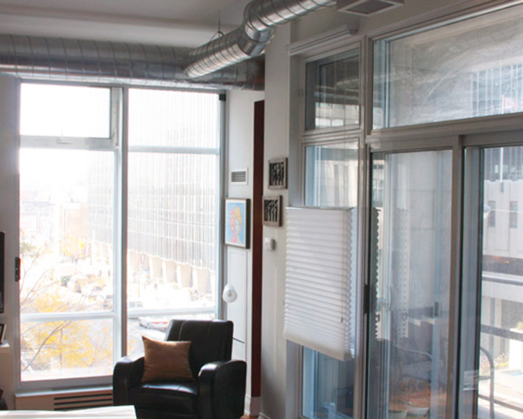 Bquiet Soundproof Windows - Condo efficient window