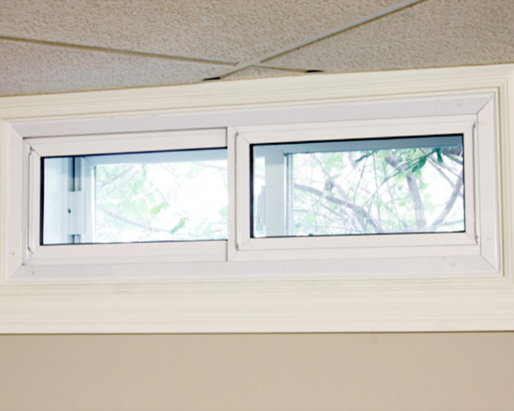 Bquiet Soundproof Windows - Basement efficient window